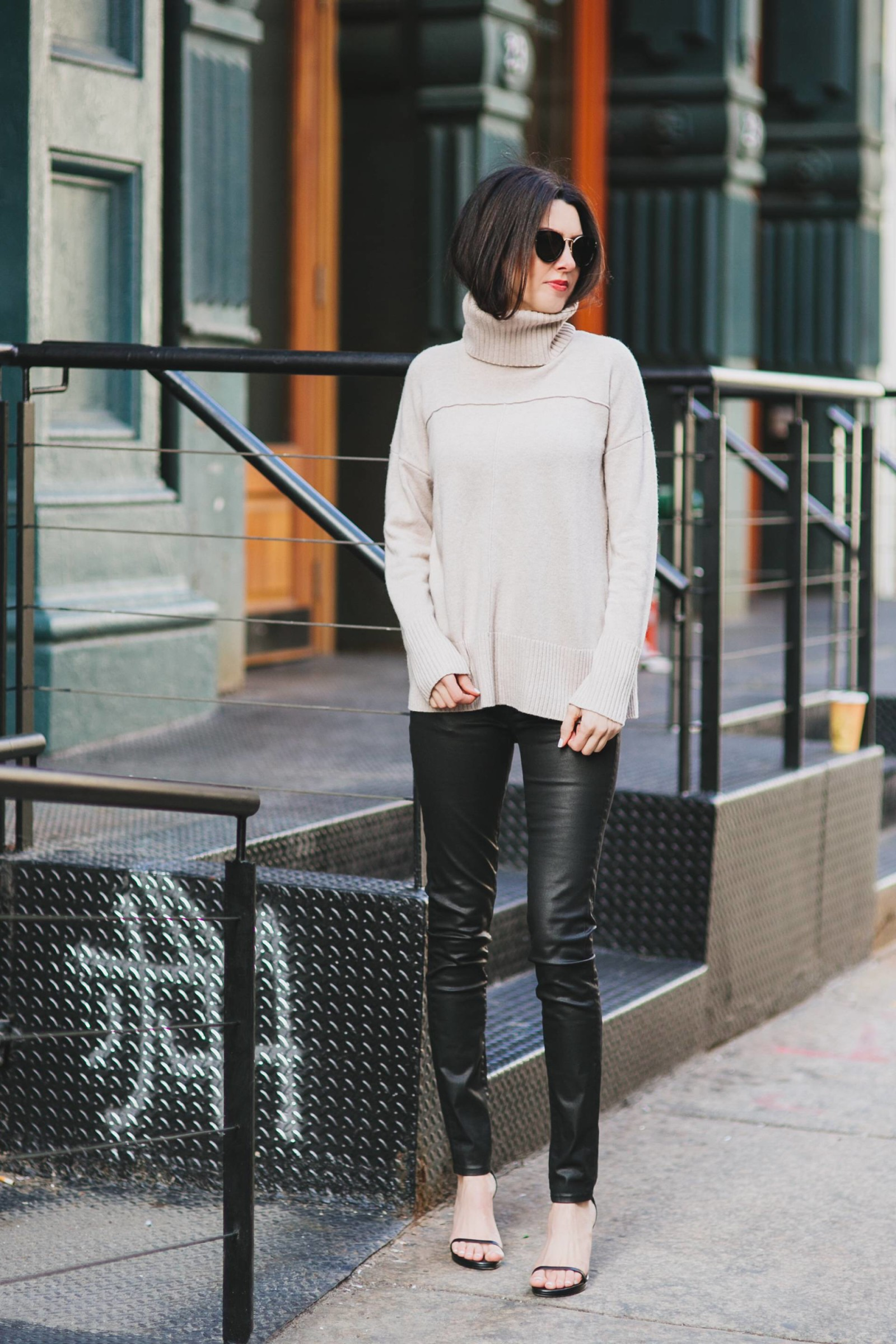 Easing Into Spring Mixing Sweaters \u0026 Sandals , Obsessions Now