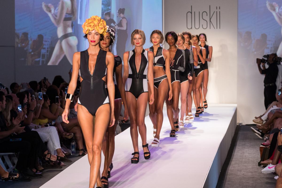 Runway Report: Duskii at SWIMMIAMI