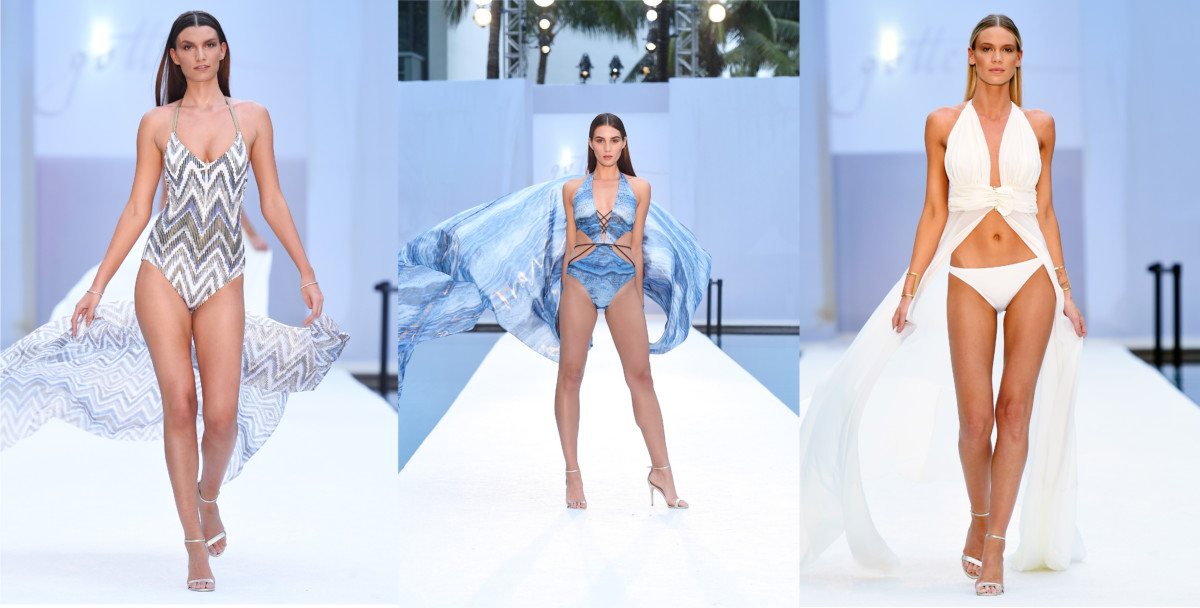 Runway Report: Gottex Cruise 2018 SWIMMIAMI