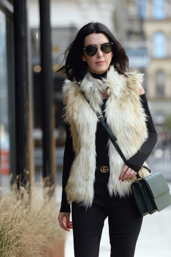 The Easiest Fall-to-Winter Styling Hack