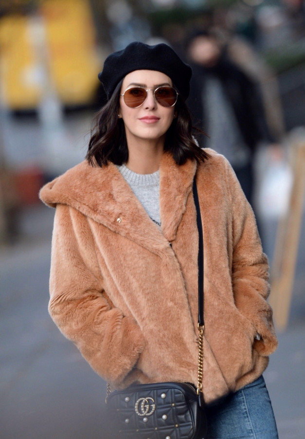 The Coat EVERY Fashion Blogger Is Talking About